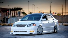 Until the introduction of the 2014 model last year, the Toyota Corolla was seen as that insipid gray sedan that grandma has because it's never going to break down. Toyota Corolla 2017, Corolla Xrs, Toyota Camry, Toyota Supra, Corolla Tuning, Corolla Sport, Camry 2005, Corolla Altis, Cars Motorcycles