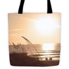 Sunrise Together Tote bag