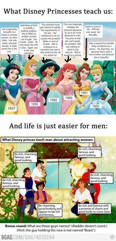 What Disney teaches us