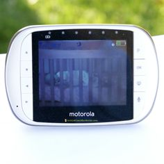 Motorola video baby monitor review sponsored by Motorola. So many great features!