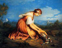Nazarene  _ 1809-1850 German Romantic painters settled in Rome