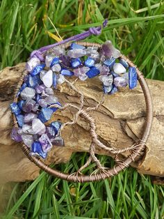 Hey, I found this really awesome Etsy listing at https://www.etsy.com/uk/listing/512871853/copper-tree-of-life-lapis-lazuli