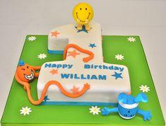 Who's your favourite #MrMen character? #BirthdayCakes #ChildrensBirthdayCakes