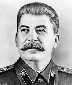 Josef Stalin tijdens de koude oorlog