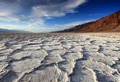 Badwater Salt Flats before Sunset - David Toussaint / Getty Images