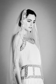Helen Rodrigues: Temperley Bridal in Australian First