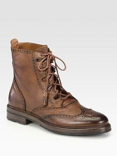 Ralph Lauren Mundesley Brogue Boot