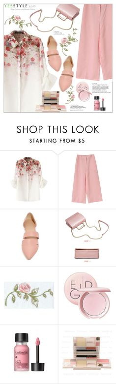 """""""esStyle Polyvore Group """" Show us your YesStyle """""""" by meyli-meyli ❤ liked on Polyvore featuring Goroke, BeiBaoBao, Beauty, yesstyle and Packandgo"""