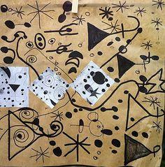Voir site Art plastik ecole de Willerval armelle OK Comme MIRO