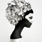 Portraits of Women Collection on Society6.