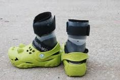 Here's a tip passed on by a parent - Crocs can work great with AFO's (leg braces)! They stretch a bit to get on, are generally a little wider than other shoes and are cool too!