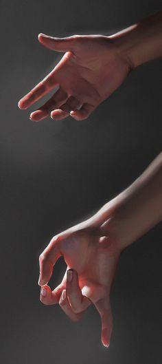 THE·L采集到手 Hand Pose(32图)_花瓣