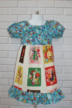 Back+to+School+ABC%26%2339%3Bs+Girls+Peasant+Dress+Boutique+Clothing+By+Lucky+Lizzy%26%2339%3Bs