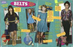 Take a fashion magazine to have students describe the outfits of celebrities. 15 ideas for shopping/clothing unit. via spanishplans.org