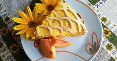 Barackos-túrós rácsos pite Waffles, Breakfast, Food, Morning Coffee, Eten, Waffle, Meals, Morning Breakfast, Diet