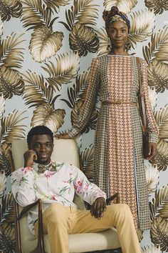 ♥Contemporary African Fashion