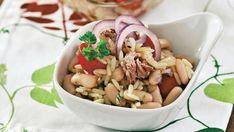 Tuniakovo-fazuľový šalát | Recepty.sk