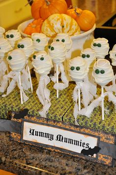 Mummies night out part idea
