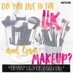LipSense is now available in the UK!!!!  This is such a fun opportunity for UK makeup lovers to introduce this amazing product, save 20 to 50% off every order, and wear hot lipstick!  Message me for more info and to get started click on link :)