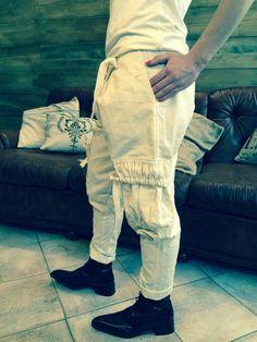Pantalone con tasconi di LaSartoriaArtigiana su Etsy