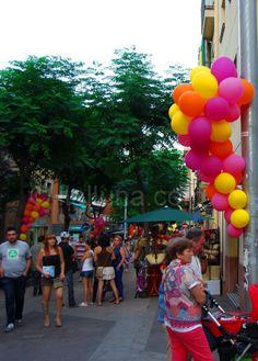 La bullícia del carrer... Walking the street!