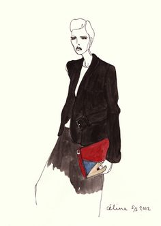 Rosie McGuinness Fashion Illustration  http://www.rosiemcguinness.co.uk