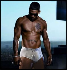 apparently I like looking at men in their underwear..NELLY exposed..