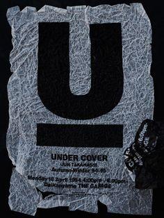 UNDERCOVER FW-94 Invitation
