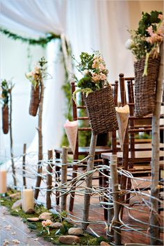 wedding aisle ideas