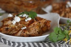 Ronnie and I made this last night for dinner.....and OMG! It is awesome! www.paleomg.com/chicken-enchilada-bake/