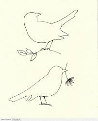 Znalezione obrazy dla zapytania szablon ptaki