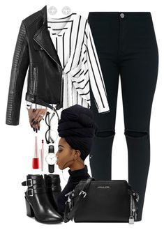 """""""Untitled #325"""" by lovely-ash ❤ liked on Polyvore featuring Nasty Gal, Michael Kors, Puma and Daniel Wellington"""