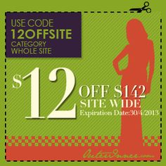 Get $17 OFF your order with OuterInner.com when spending $142+ Shop here: http://www.outerinner.com/ #Dresses #OuterInner