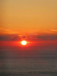 Sunset in #Jersey #loveukweather