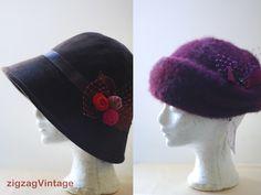 Redesigned original Vintage Hat