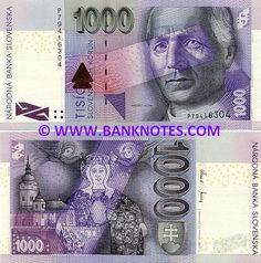 Slovak Currency - historical