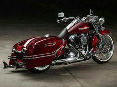 harley davidson road king custom for sale Motos Harley Davidson, Harley Davidson Road King, Classic Harley Davidson, Harley Davidson Street, Davidson Bike, Harley Bagger, Harley Bikes, Harley Softail, Road King Classic