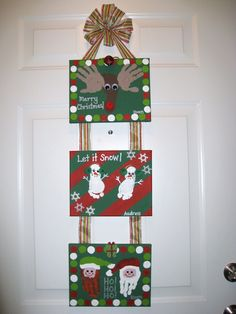 diy christmas crafts for kids to make christmas handprint crafts, handprint art, Preschool Christmas, Toddler Christmas, Christmas Activities, Christmas Handprint Crafts, Illumination Noel, Kids Crafts, Christmas Crafts For Kids To Make Toddlers, Christmas Decorations Diy For Kids, Toddler Halloween Crafts