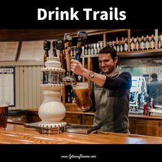 Travel tips and destination ideas for the best beer drinks, brewery tours, wine tastings, and spirit quests.