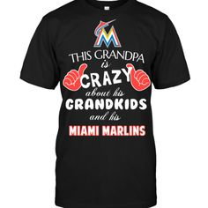This Grandpa is Crazy About his Grandkid and his Miami Marlins – POISETEE