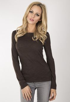 """Ladies burnout long sleeve crew.  www.jsapparel.net Enter special code """" JSFRIENDS """" and get 20% off on purchase. Limited time only. All JS product made in USA."""