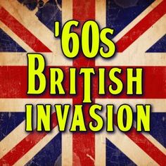 Thank God for The British Invasion.... for without it where would all the good music be!