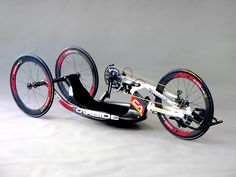 Handbike, nod do Igora ;-)