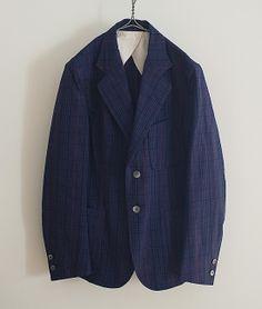 WASTE(TWICE) シアサッカー2Bジャケット Palm Beach Jacket http://floraison.shop-pro.jp/?pid=72302836
