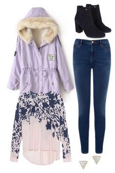"""""""Untitled #11053"""" by beatrizibelo ❤ liked on Polyvore featuring Gwynedds, Monsoon, Warehouse and Adina Reyter"""