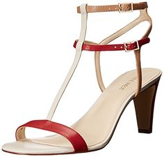 33ef38827532 Nine West Women s Dacey Synthetic Heeled Sandal    More infor at the link  of image   Sandals