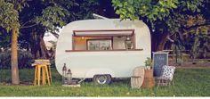 Vintage Caravan Bar