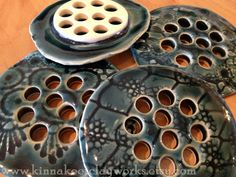 Most current Pics Ceramics pottery flowers Strategies What is a jar frog? Most current Pics Ceramics pottery flowers Strategies What is a jar frog?… So glad you asked! Ceramic Pottery, Ceramic Art, Slab Pottery, Handmade Cabinets, Pots, Flower Frog, Thing 1, Ceramics Projects, Canning Jars