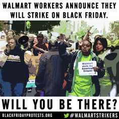 Please come out to one of the #BlackFriday Protests & support #WalmartStrikers (http://blackfridayprotests.org/):  Nov 28, 2014 2225 Plaza PKWY, Modesto, CA 95350 • 10:00 AM http://ufcw8.us/BF14mod  1185 Herndon Ave, Clovis, CA 93611 • 10:00 AM http://ufcw8.us/BF14clo  8400 Rosedale HWY, Bakersfield, CA 93312 • 9:00 AM http://ufcw8.us/BF14bak  1515 Dana Drive, Redding, CA 95003 • 9:00 AM http://ufcw8.us/BF14red  10655 Folsom Blvd, RANCHO CORDOVA, CA 95670 • 10:00 AM http://ufcw8.us/BF14sac