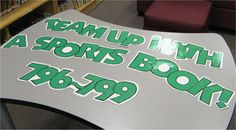 Team Up with a Sports Book! | Flickr - Photo Sharing!